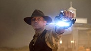 A Local Writer Talks About Mashing Up Cowboys & Aliens