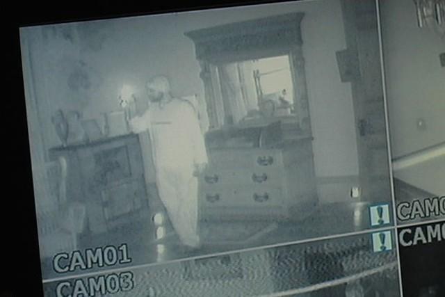 Dark Knights' surveillance video