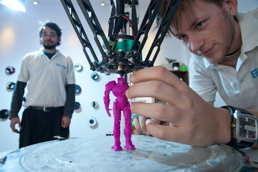 Dave Newlands and Dan Riley - MATTHEW THORSEN