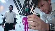 Blu-Bin Brings 3-D Printing to the Masses on Church Street
