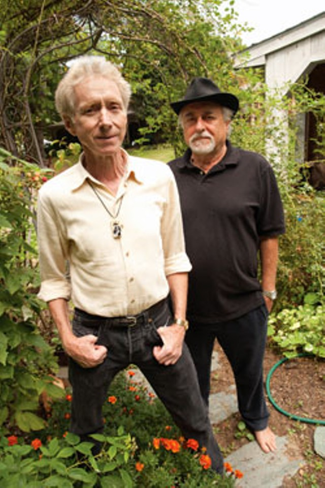 David Sokol and Dennis Willmott