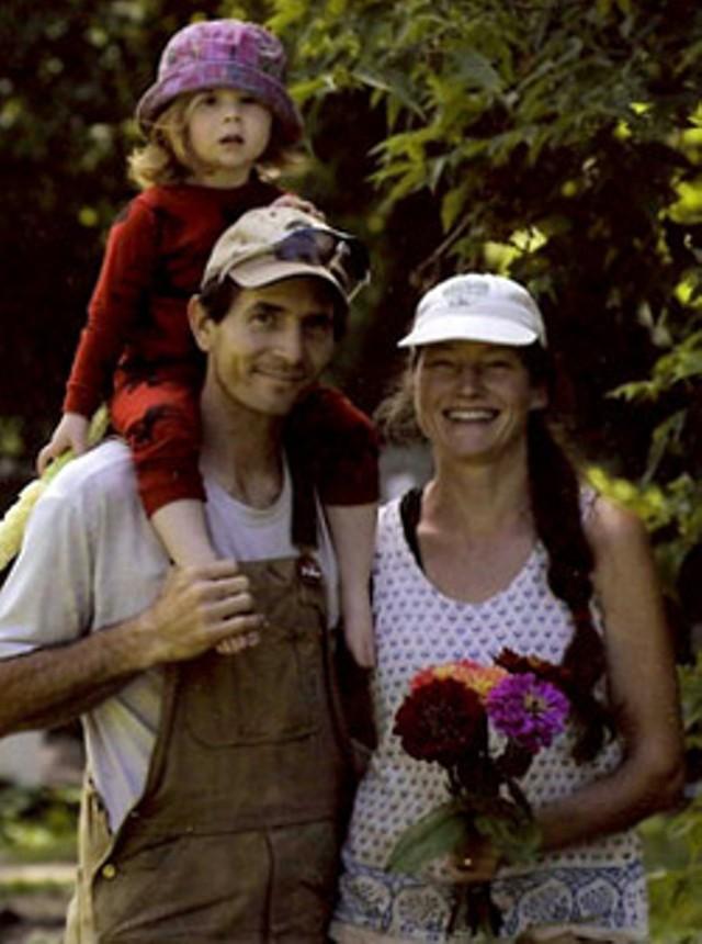 David Zuckerman with family
