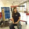 Girlington Garage Gets its Engines Running