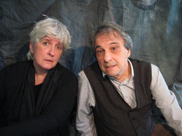 Denny Partridge & Steve Friedman