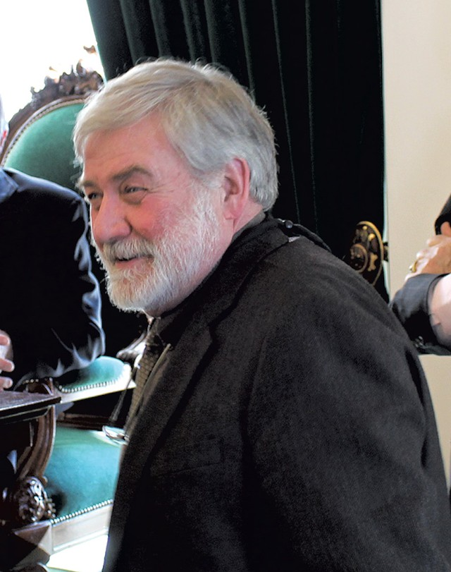Dick McCormack - COURTESY OF PAUL HEINTZ