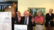 Did Sanders Just Come Out Against Syria Strikes?