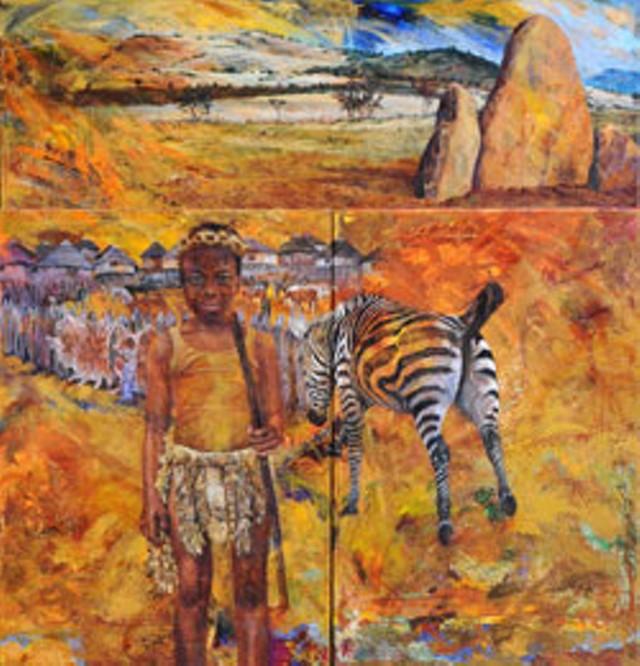 """Diepsloot,"" South Africa, 2003"