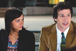 DIVORCE, MILLENNIAL STYLE Jones and Samberg play an odd couple whose split brings them closer in Krieger's dramedy.