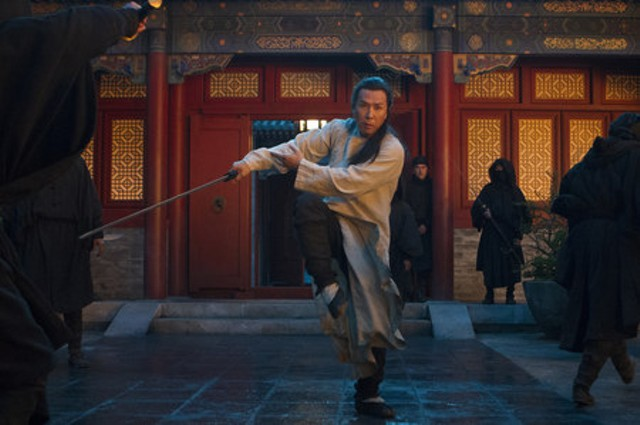 Donnie Yen in Crouching Tiger, Hidden Dragon II: The Green Destiny - THE WEINSTEIN COMPANY