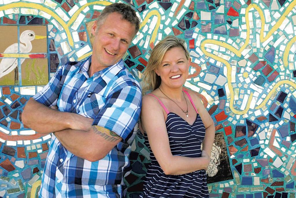 Doug and Teresa Wyckoff - COURTESY OF DOUG AND TERESA WYCKOFF