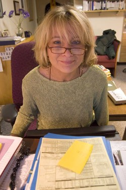 Dr. Magdalena Naylor - MATTHEW THORSEN