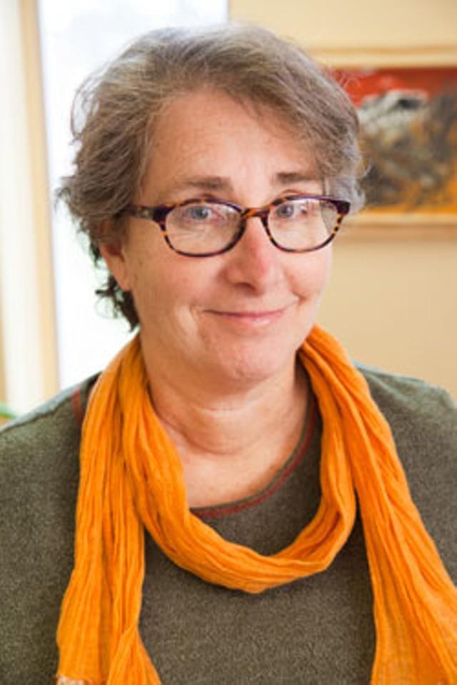 Dr. Sandra Steingard - MATTHEW THORSEN