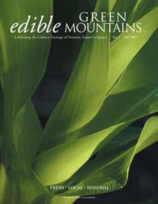 Edible Green Mountains
