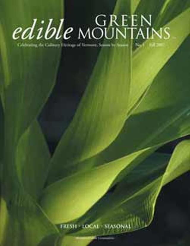 Edible Green Mountains