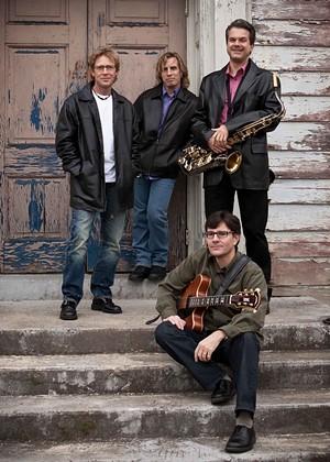 DAVID YANDELL - Eight 02 jazz/fusion group
