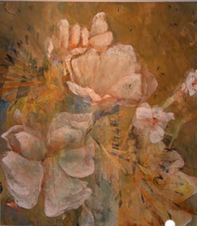 """Eleusinian Mystery of the Quantum Honey Bees"" by Cameron Davis"