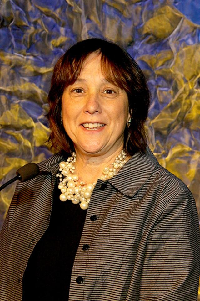 Ellen Gilinsky - COURTESY EPA