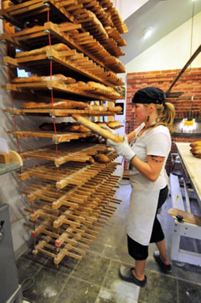 Elmore Mountain Bread - JEB WALLACE-BRODEUR