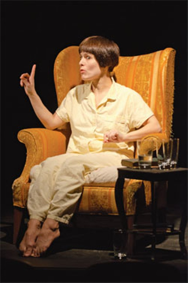 Emer Pond Feeney as Lemon