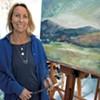 Eyewitness: Painter Julie A. Davis