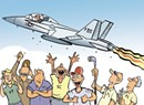 """F-35 or Bust? Other Towns Clamor for """"the Most Expensive Weapon Ever"""""""