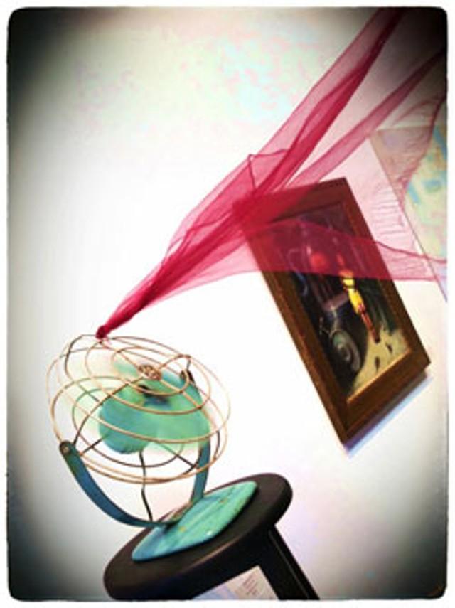 """""""Fan Art"""" by Laurie McCormick"""
