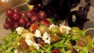 Farmers Market Kitchen: Crispy, Crunchy Sweet & Sour Salad
