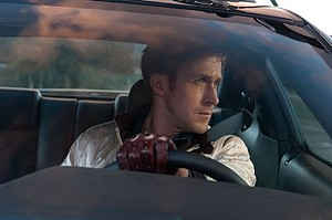 FAST, NOT SO FURIOUS Gosling's character does what he does best in Refn's meditative thriller.
