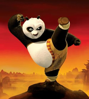 FAT CHANCE A stout ursine's unlikely dream occasions a pandemic of absurdity in the latest DreamWorks animation.