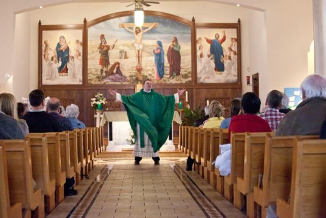 Father Richard O'Donnell - MATTHEW THORSEN