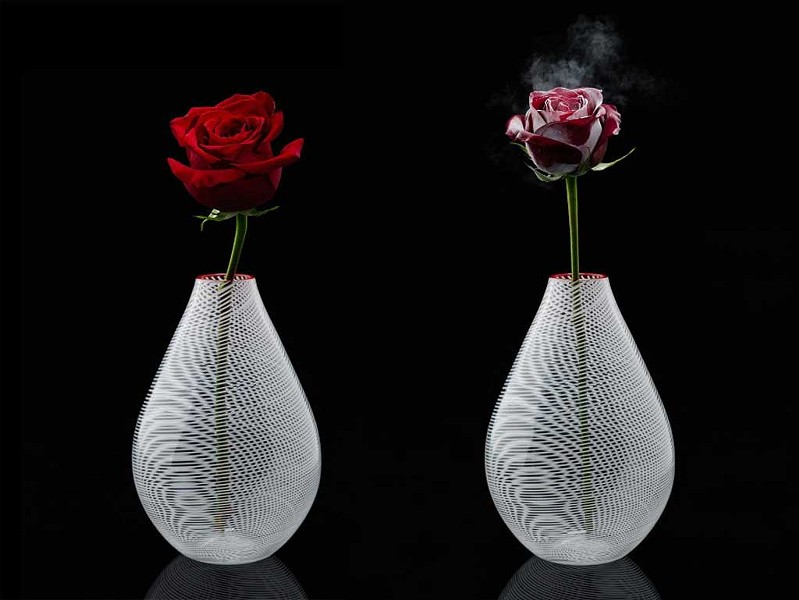 Filigrana vase - COURTESY OF ETHAN BOND-WATTS