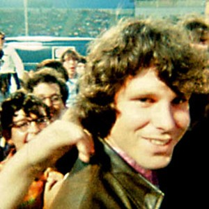 FIRE MAN DiCillo's doc chronicles the Lizard King's sad descent from musical trailblazer to booze-befuddled burnout.