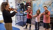 In Burlington, Aspiring Strings Players Get a Head Start ... After School