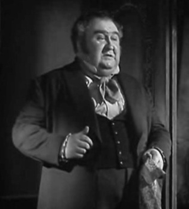 Francis L. Sullivan, as the lawyer Jagger, stole the film for me. Not easy when one of the costars is Alec Guinness. - UNIVERSAL PICTURES