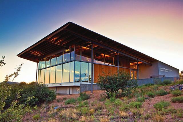 Fred and Fay Haas Memorial Interfaith Chapel, Embry-Riddle Aeronautical University, Prescott, AZ