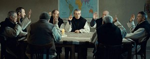 FRENCH CONNECTION Catholic monks put themselves in harm's way to  demonstrate solidarity with the Islamic villagers they serve in Xavier Beauvois' haunting, fact-based film.