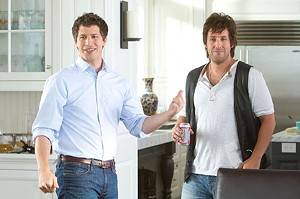 FROM BEER TO PATERNITY Sandler plays a hard-partying dad attempting to reconnect with his son in the latest from Sean Anders.