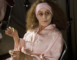 FRUMP CARD Frances McDormand gets a makeover from fellow Oscar honoree Amy Adams in a retro farce.