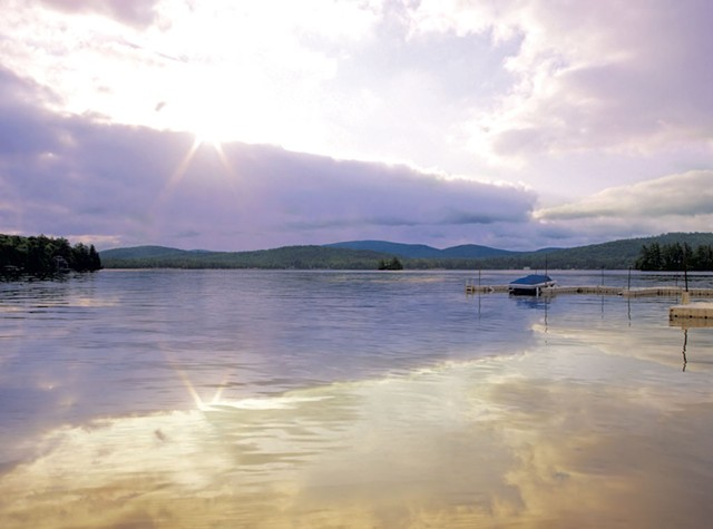 Fulton chain lakes - © DEBRAMILLET | DREAMSTIME.COM