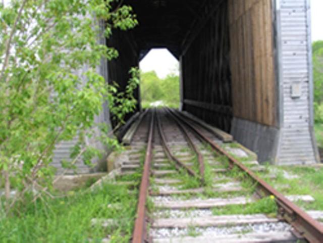 Future Lamoille Valley Rail Trail