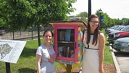 At Vermont's Little Free Libraries, Books Aren't Going Away
