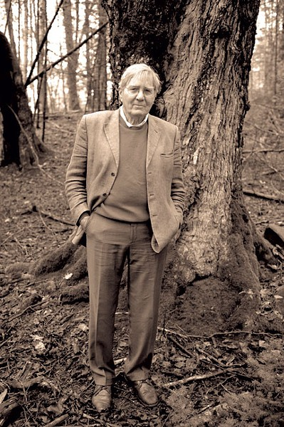 Galway Kinnell - COURTESY OF VERMONT ARTS COUNCIL