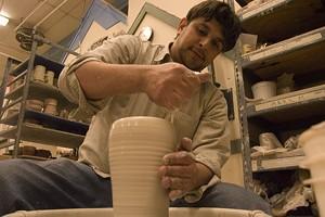 George Breisch Gonzalez, Ceramic Artist