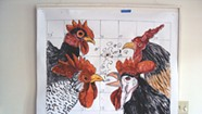 A Chicken Plop Fundraiser in Barre