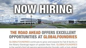GlobalFoundries to Hold Job Fair in Burlington