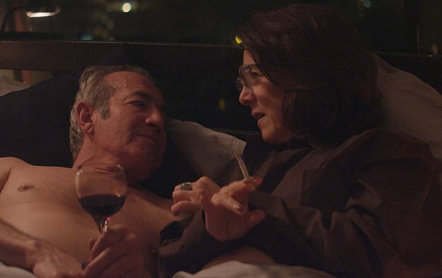 GOT YOUR NUMBER García is pushing 60 and looking for love in Lelio's acclaimed drama.