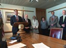 Shumlin Announces DCF Reforms in Wake of Winooski, Rutland Toddlers' Deaths