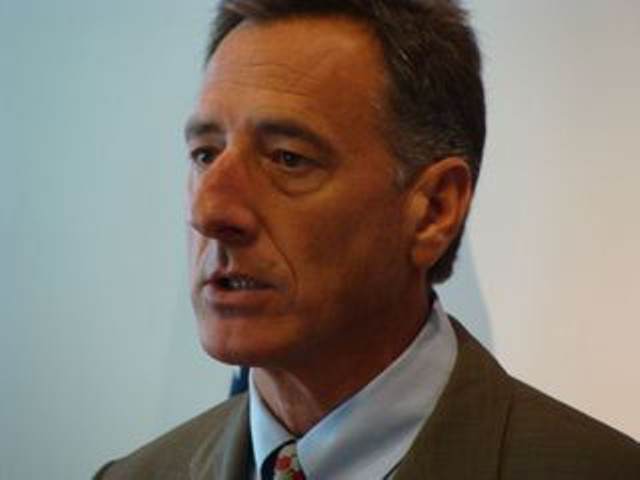 Gov. Peter Shumlin - FILE PHOTO