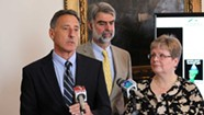 Governors United: Shumlin's DGA Fights Connecticut's Campaign Finance Law