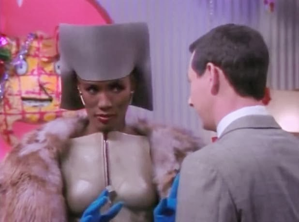Grace Jones is so awesome that she gets another photo here. - IMAGE ENTERTAINMENT